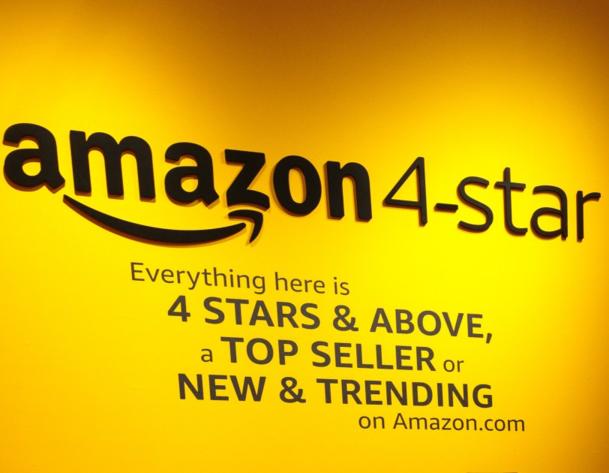 Amazon 4-Star Mağazası