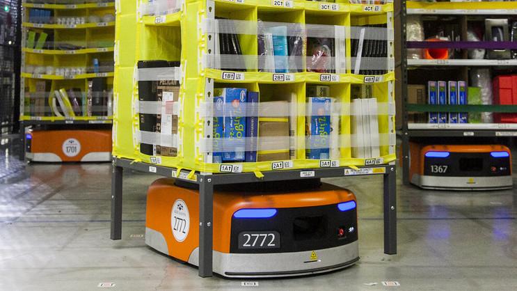 Amazon FBA Robotları