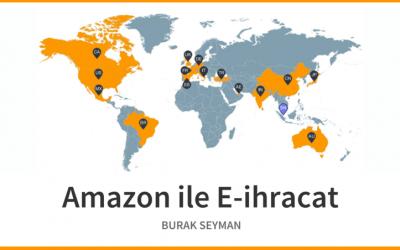 Amazon'da Satış ile E-ihracat Eğitimi OAİB